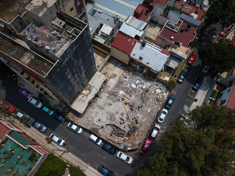 Resultado de imagen para Presentan portal para la Reconstrucción de la Ciudad de México