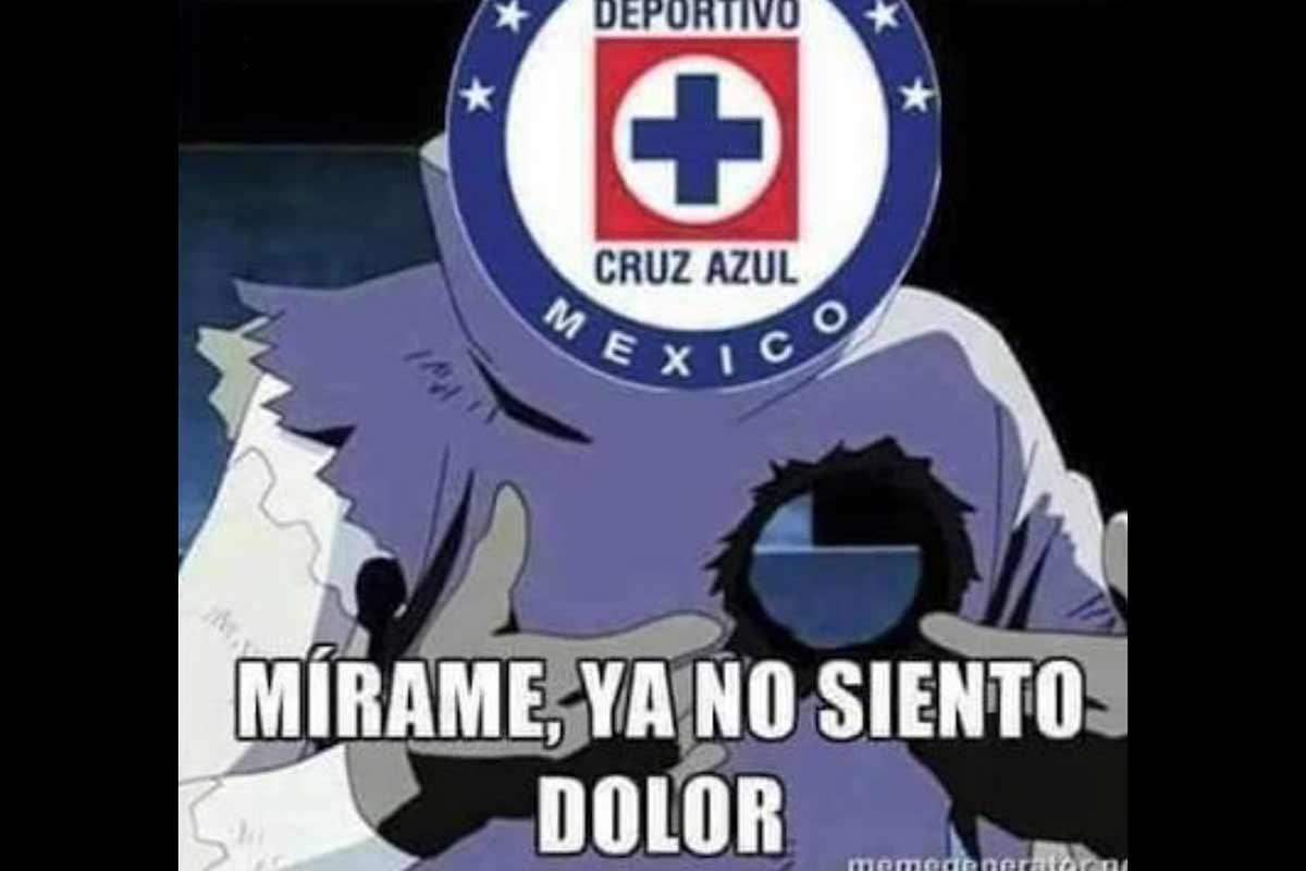 Memes y América vuelven a burlarse de Cruz Azul