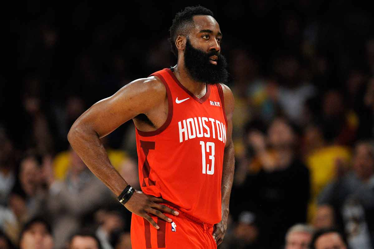 5fffa782d2e James Harden es multado por la NBA