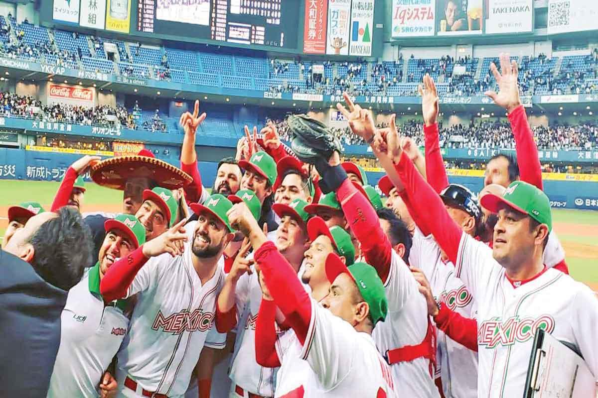 Tricolor De Beisbol Vence A Japón