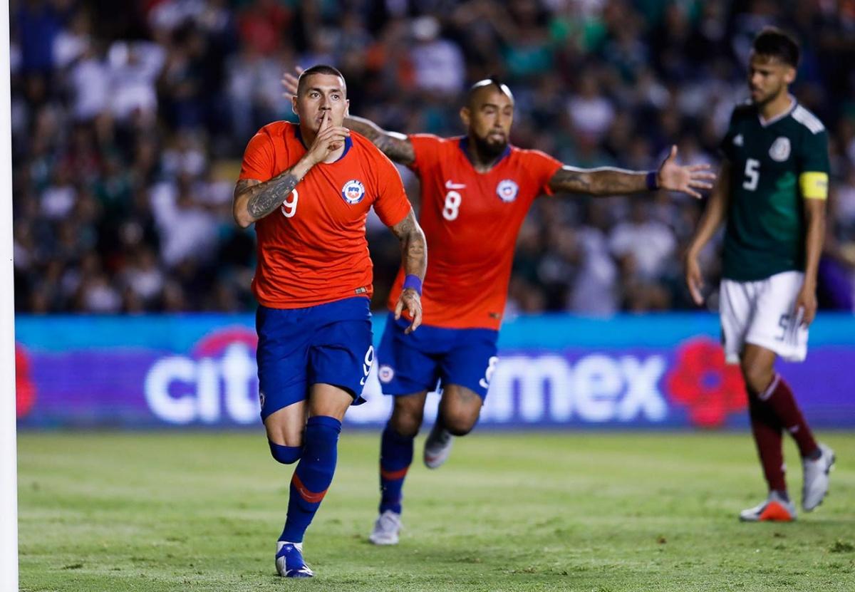 México busca revancha ante Chile ed09d604c3f17
