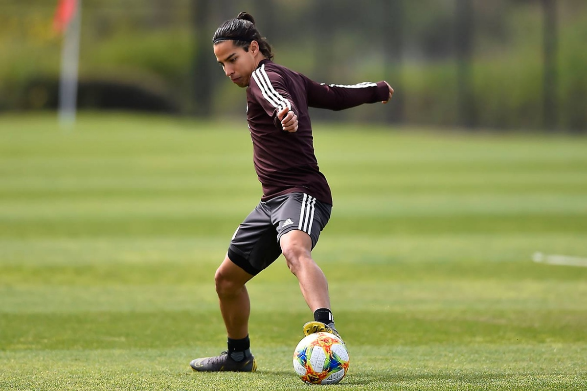 586cfc43d0b21 Diego Lainez jugará el Mundial sub 20