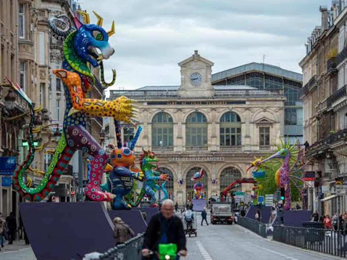 Oaxaca brilla en festival de Francia