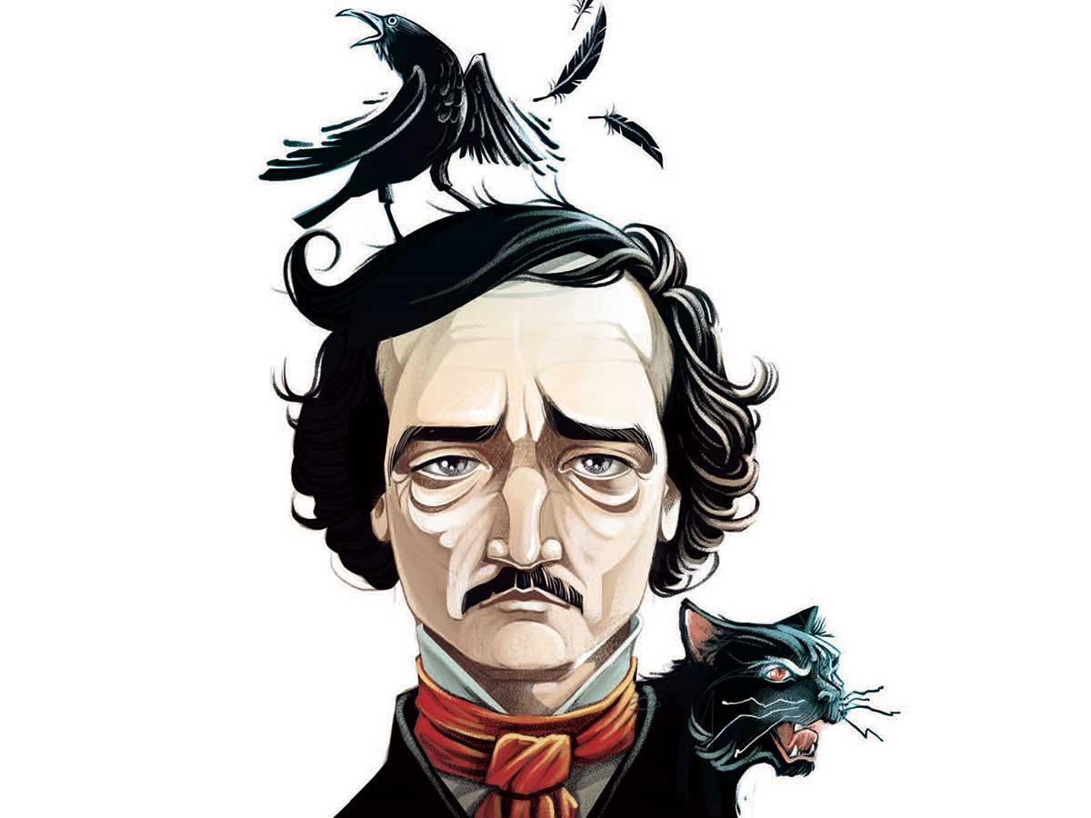 Elogian prosa crítica de Edgar Allan Poe