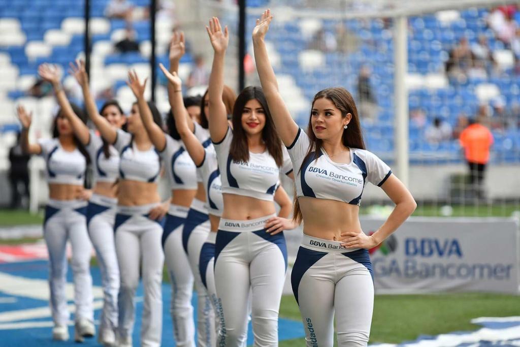 Las Chicas Mas Sexys De Los Cuartos De Final En La Liga Mx