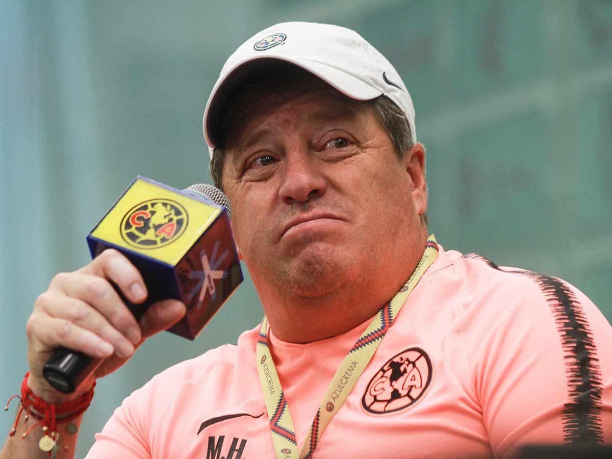 Miguel Herrera afirma que América pelearía la cima de LaLiga; descarta que tengan el nivel de Barcelona o Real Madrid