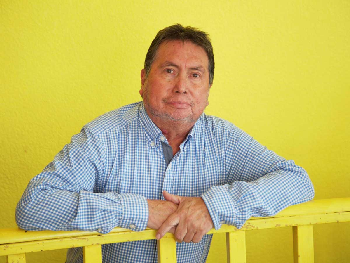 Murió el escritor a los 67 años — Armando Ramírez