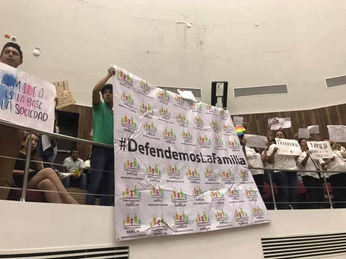 Congreso de Yucatán rechaza otra vez el matrimonio igualitario