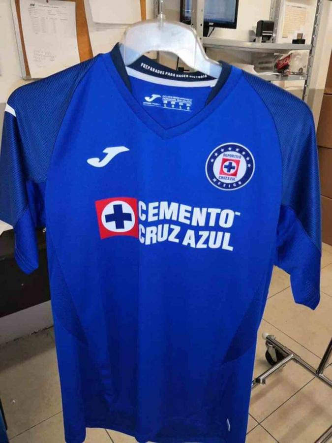 Filtran posible nuevo jersey de Cruz Azul