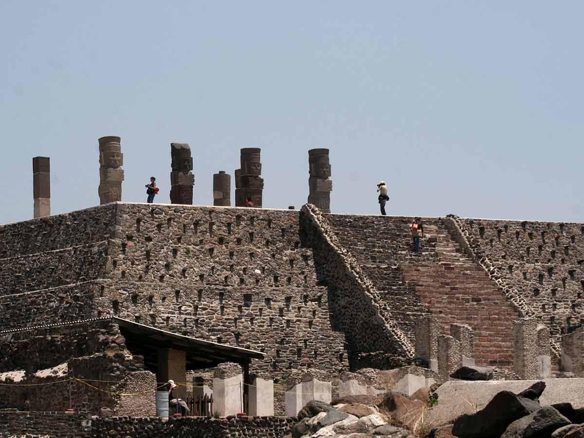 Jóvenes rescatarán zona arqueológica de Tula