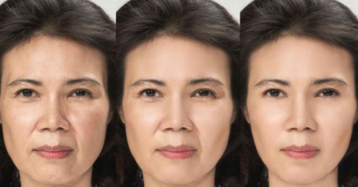 Estos ejercicios de yoga facial te harán lucir cinco años más joven