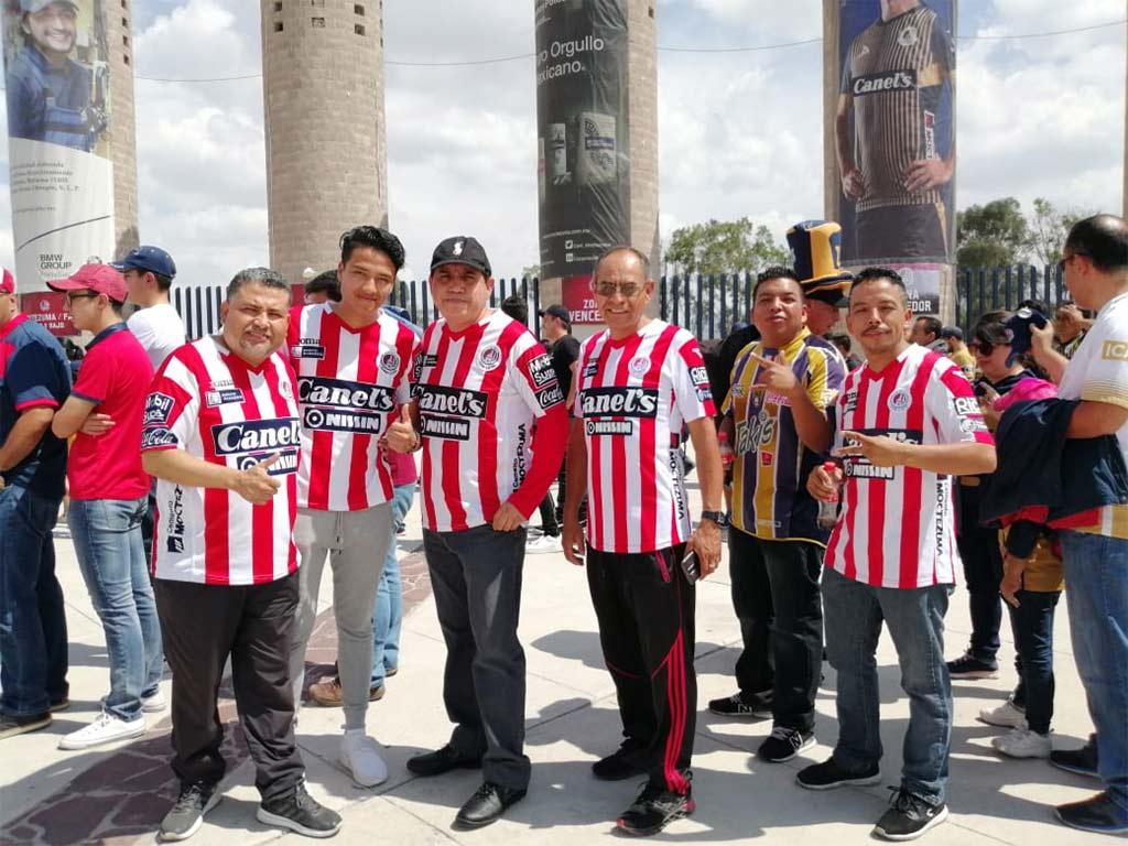 MINUTO A MINUTO: San Luis vs Pumas
