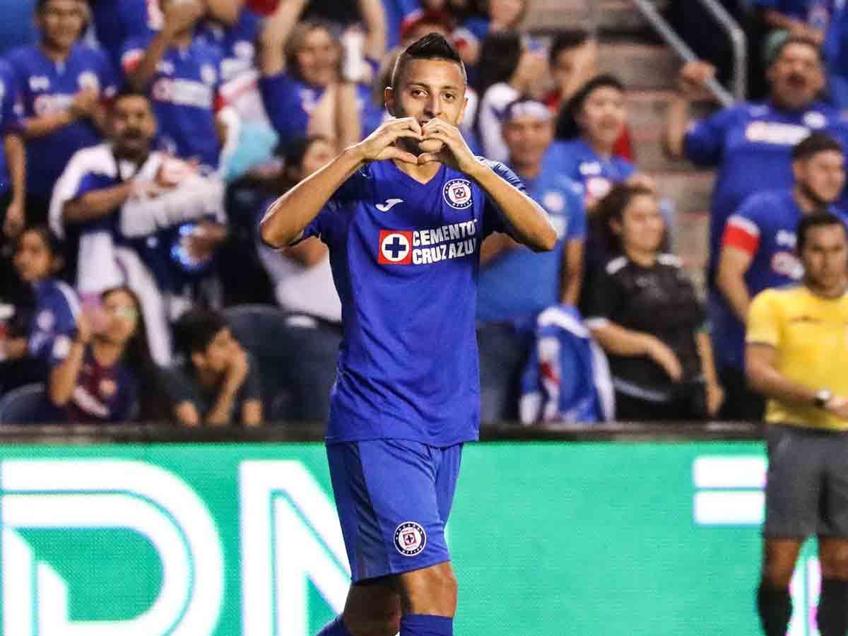 Cruz Azul avanza a semifinales de la Leagues Cup