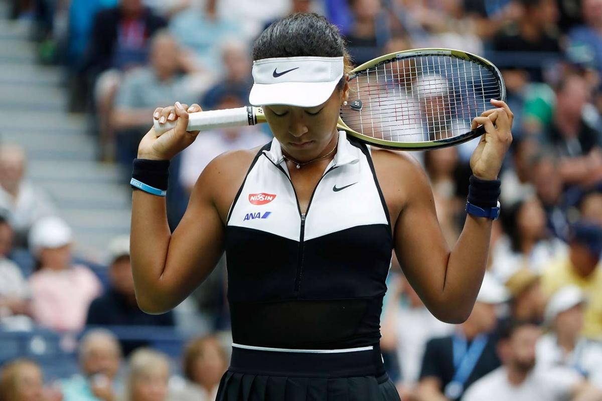 US Open19: Naomi Osaka perdió todo tras su tropiezo ante Belinda Bencic