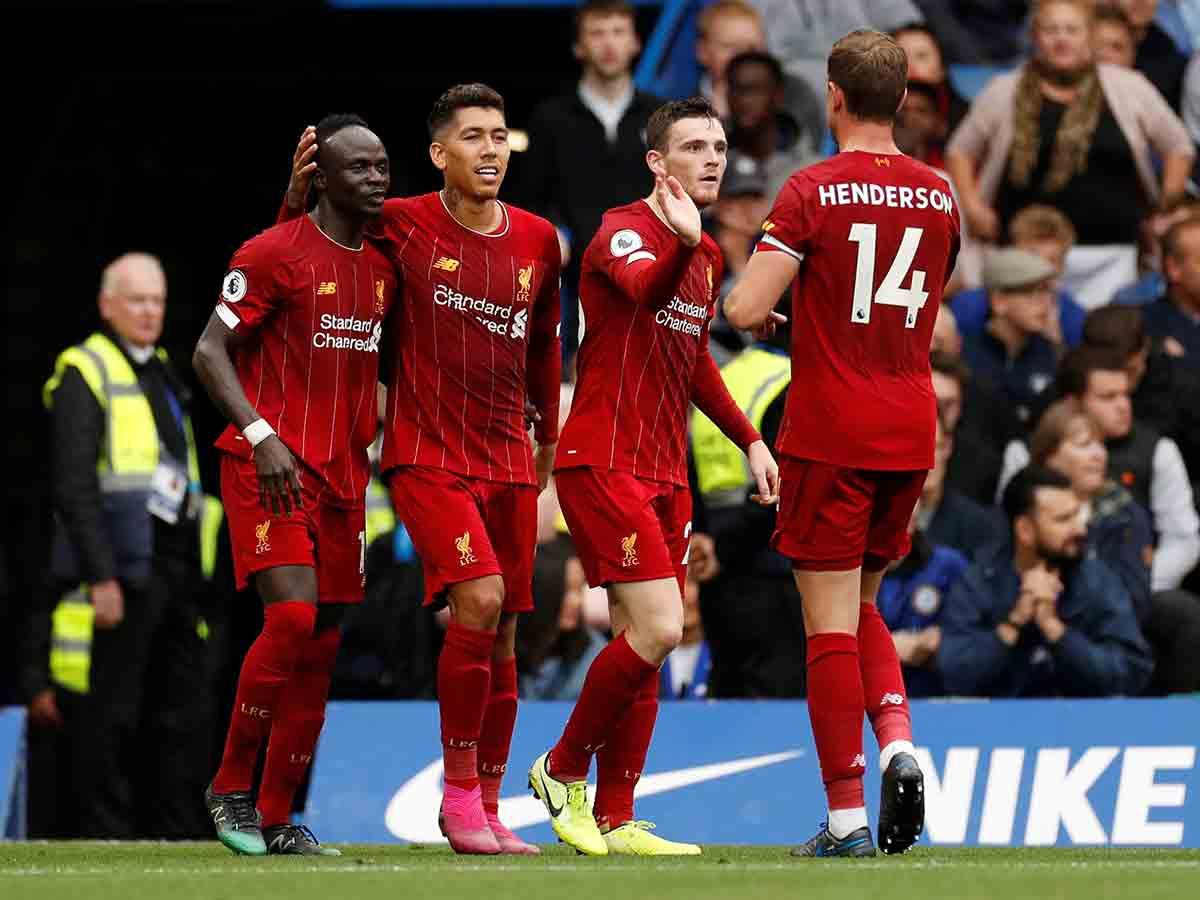 Liverpool logra sufrido triunfo ante Chelsea