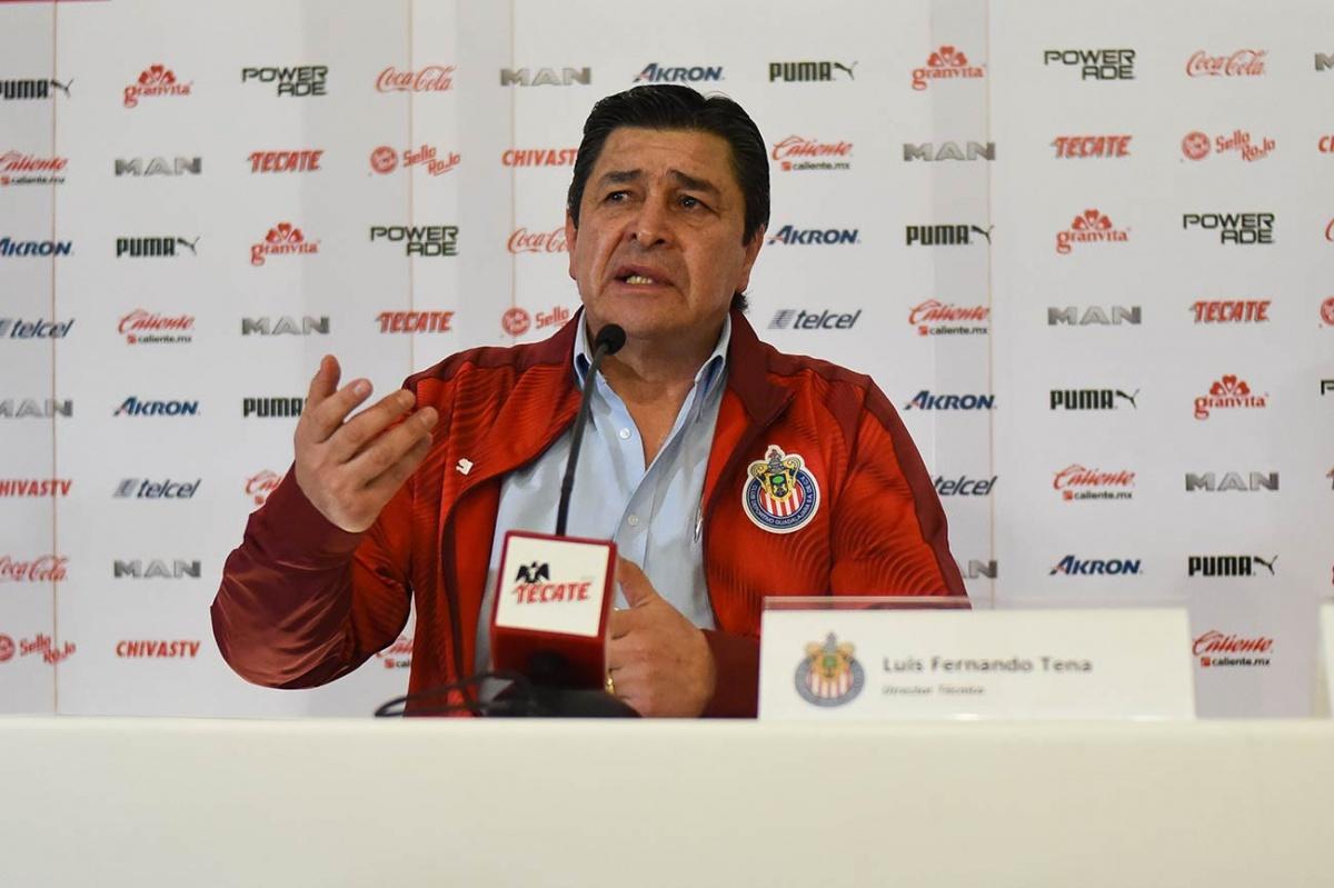 Tomás Boy dejó de ser director técnico de Chivas