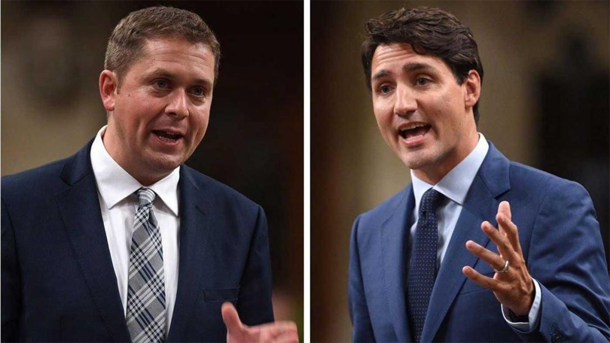 Canadá vota en ajustadas legislativas, con un Trudeau que espera seguir gobernando