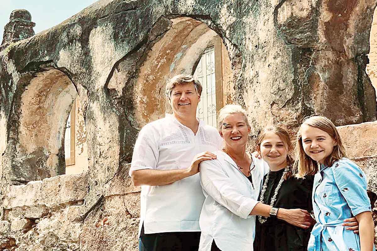 Landau vive las tradiciones en Pátzcuaro