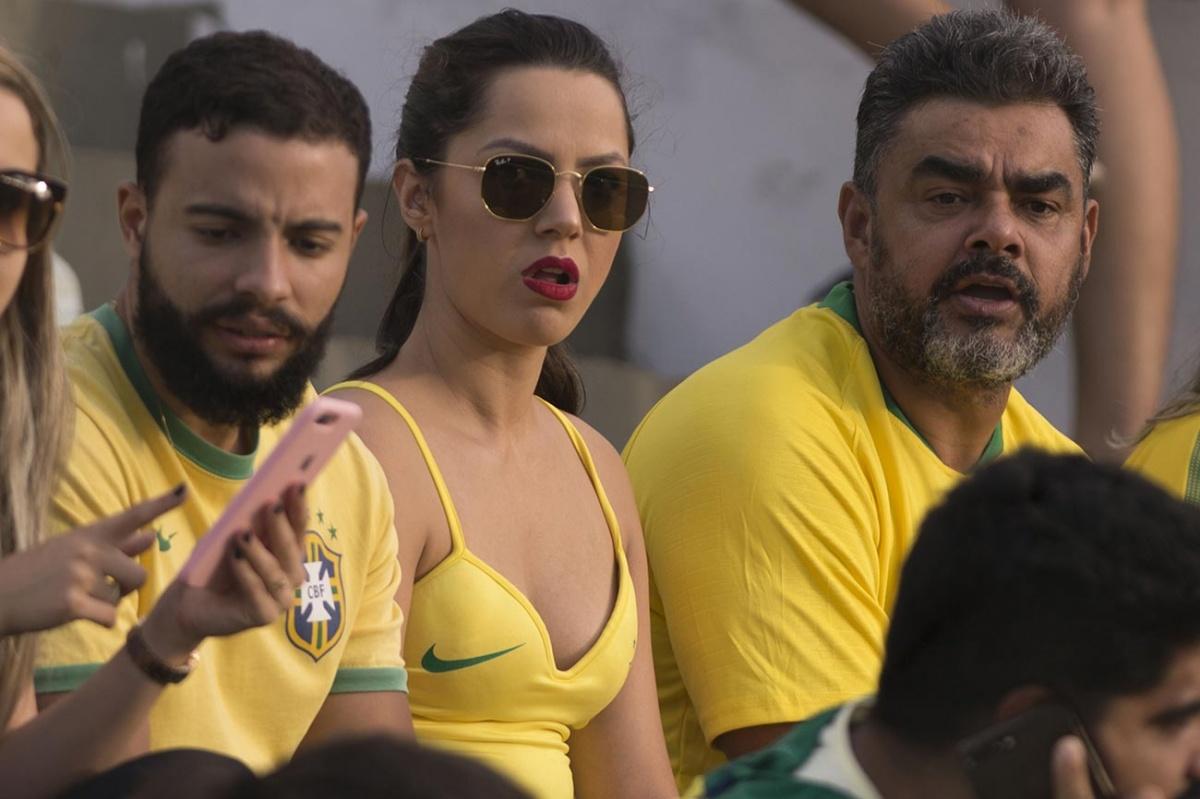 Belleza y sensualidad presente en la final del Mundial sub 17