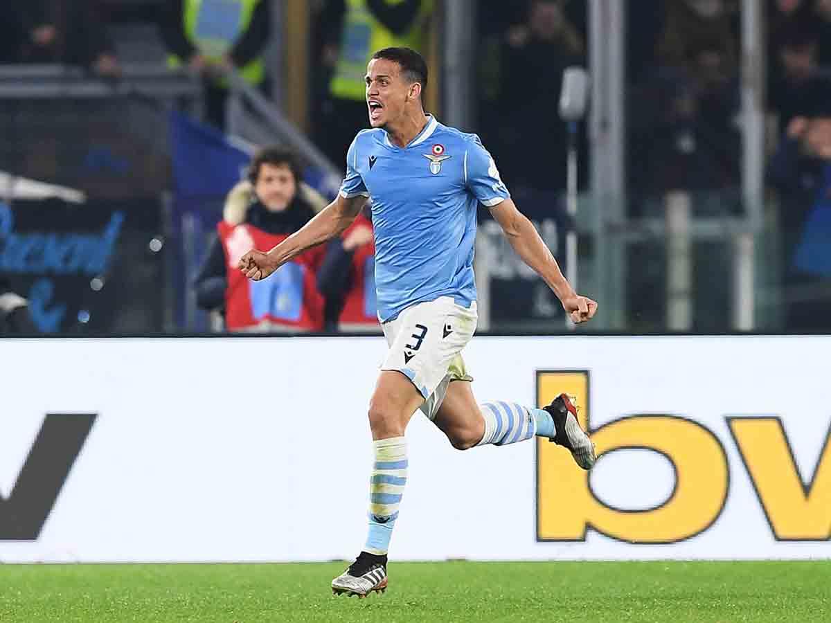 Lazio termina con el invicto de la Juventus