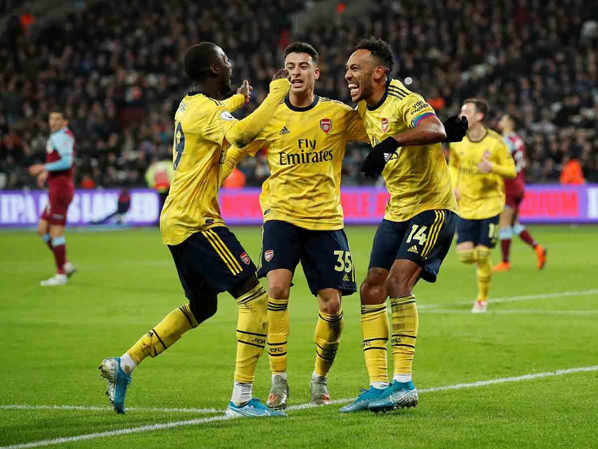 Arsenal se reencuentra con la victoria