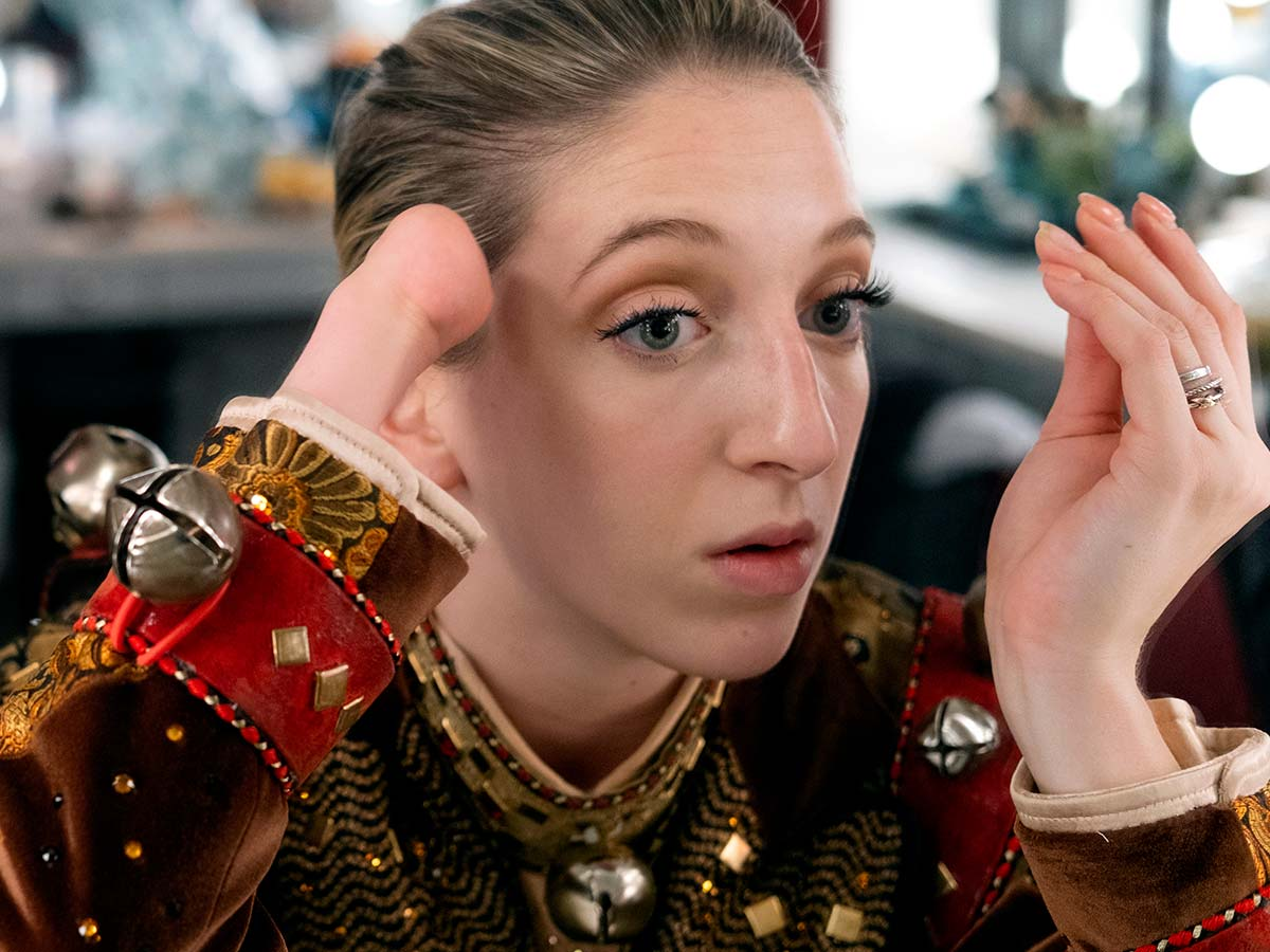 Bailarina manca hace historia al ser contratada por las afamadas Rockettes
