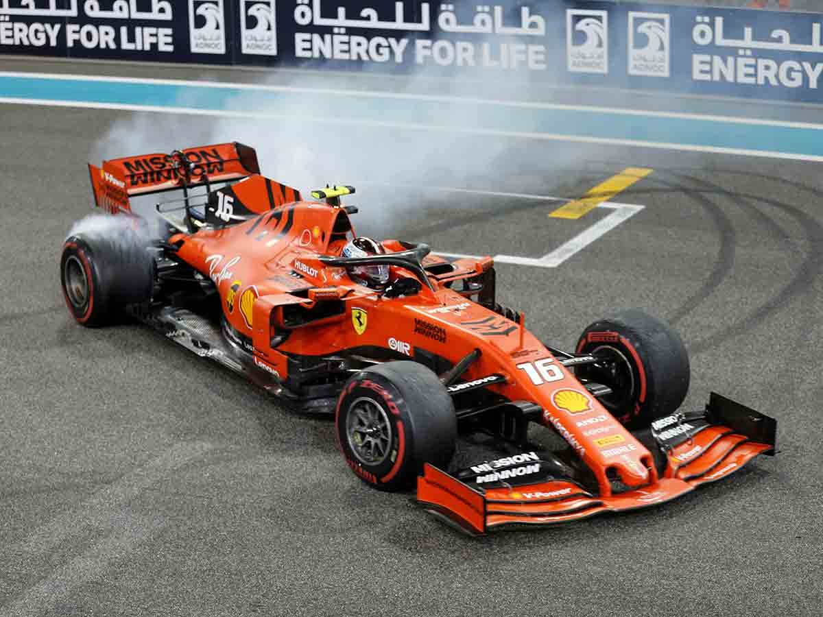 Ferrari No Tendrá Preferencias En 2020