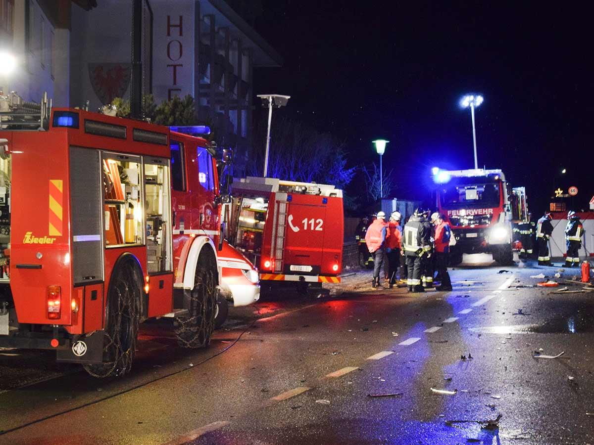 Mueren al menos seis turistas alemanes atropellados por un coche en Italia