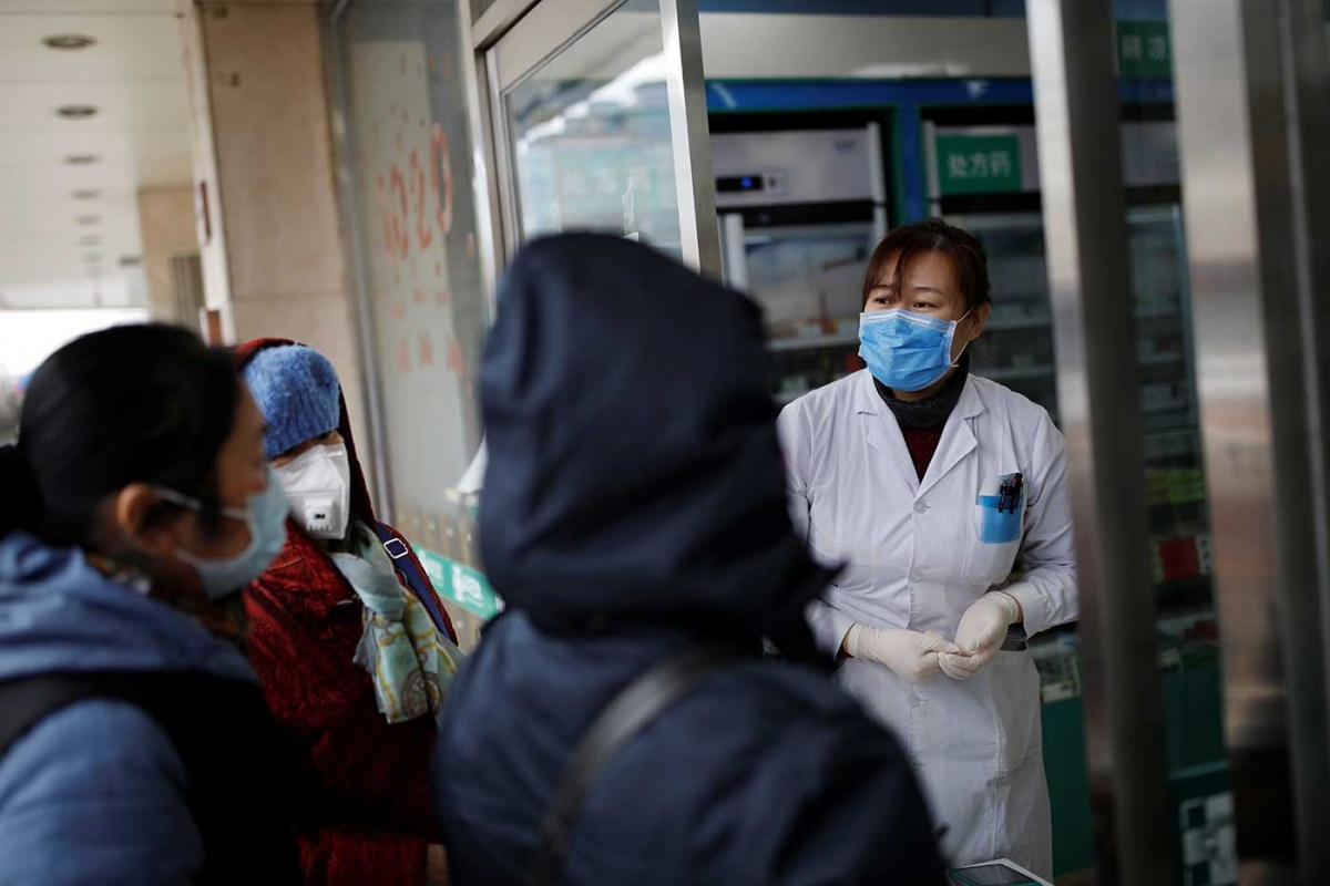 Coronavirus salva a mujer de ser violada
