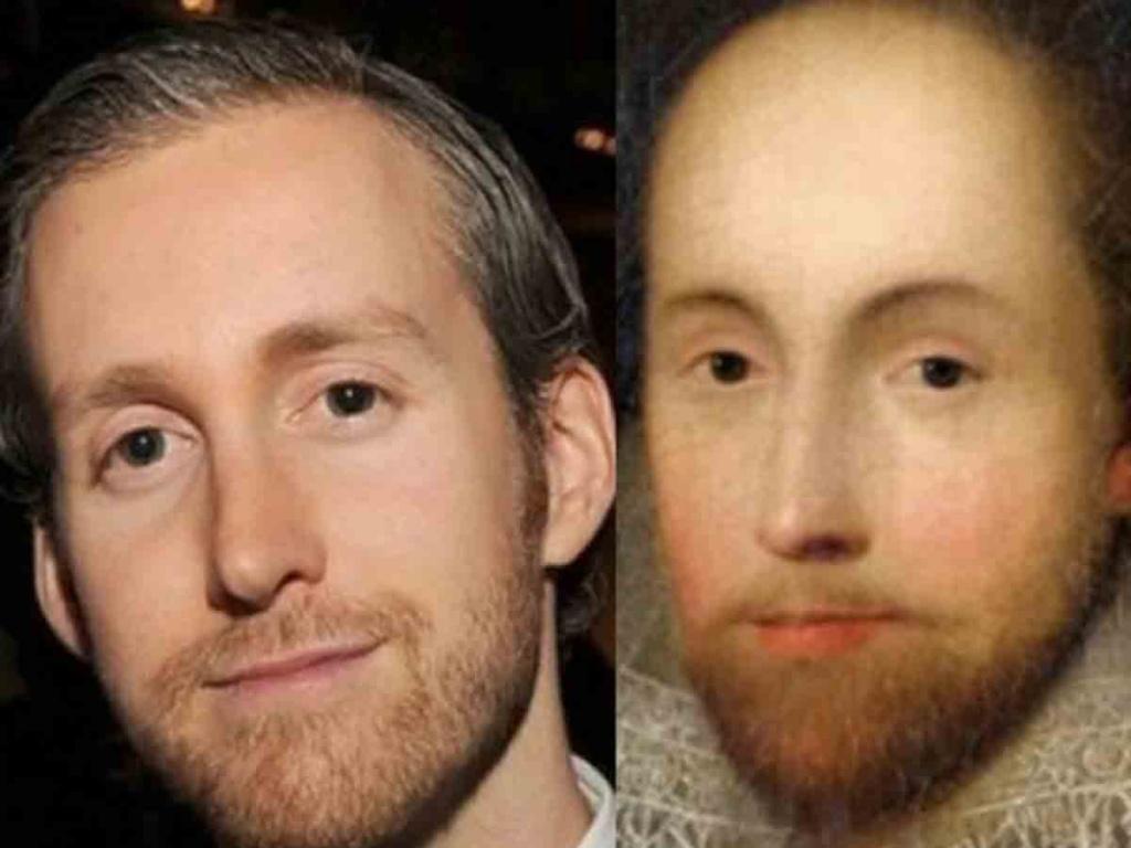 Shakespeare reencarnó en el esposo de Anne Hathaway?