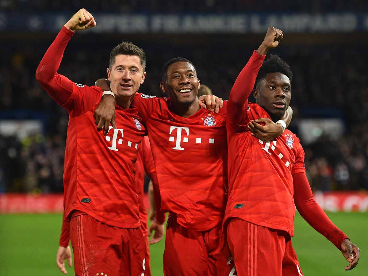 Chelsea - Bayern München: Champions League en directo