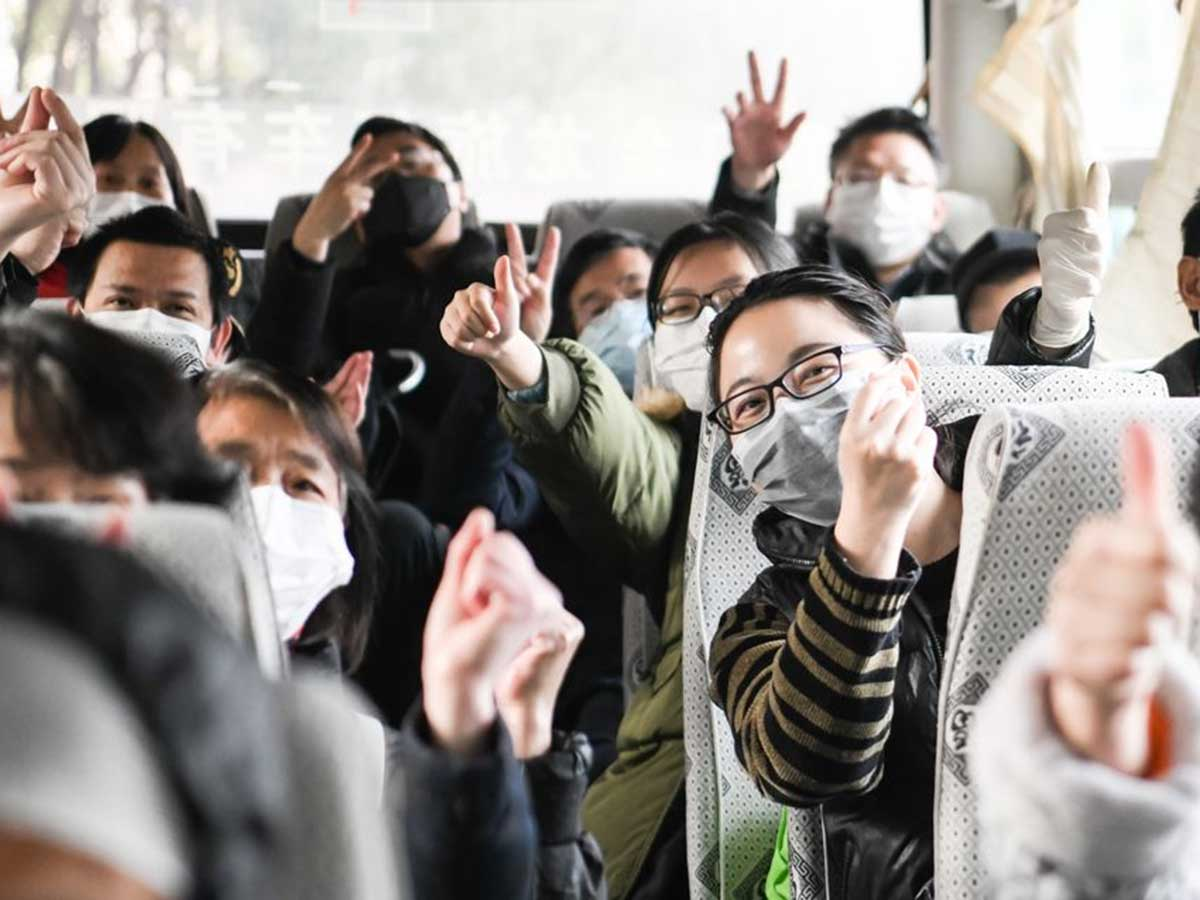 China no ha registrado casos nuevos de coronavirus en Wuhan