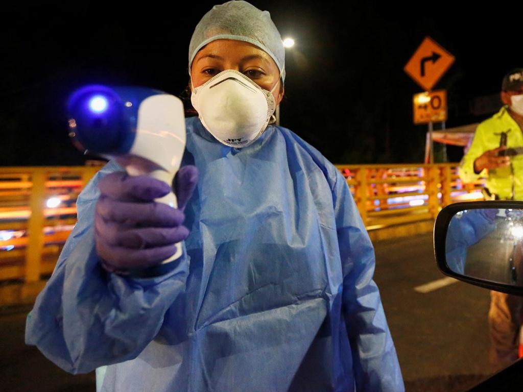 Sistema de Salud en Colima en crisis y están cerca de los 2 mil casos por coronavirus