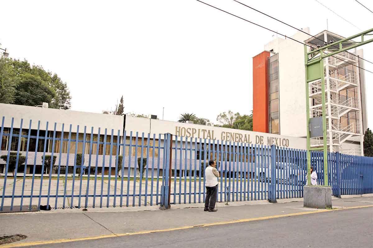 Hospital General de México habilitó áreas COVID-19 para atender ...