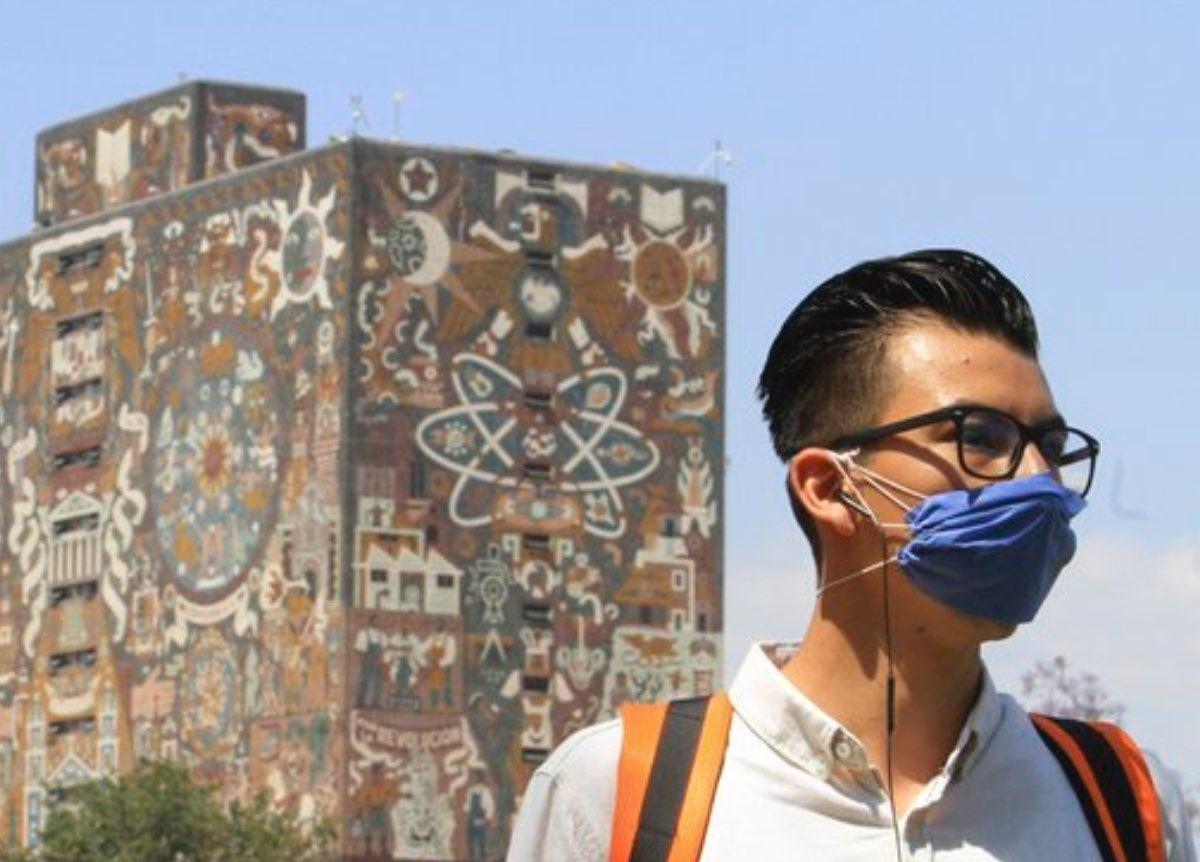 Así será el regreso a clases en la UNAM, checa los lineamientos