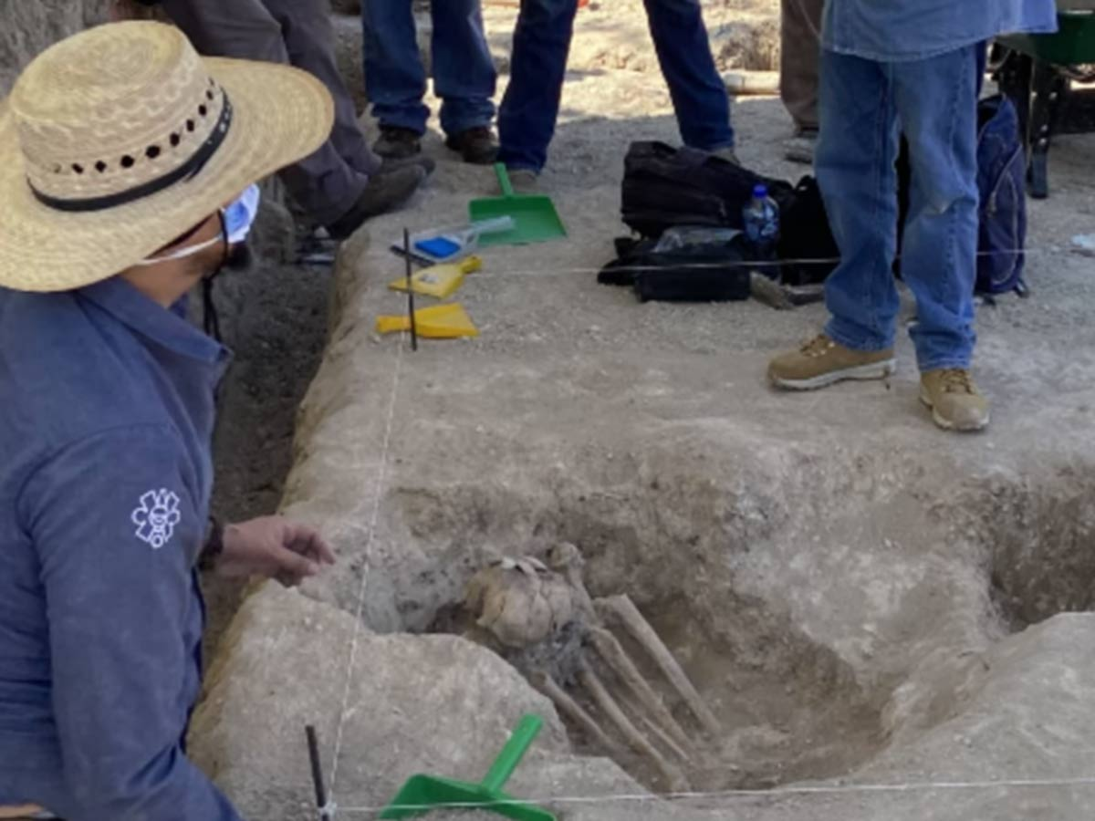 tumba prehispánica