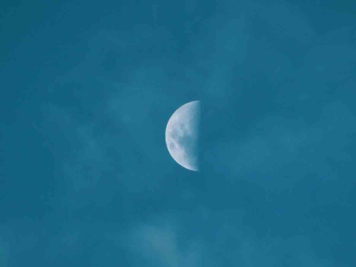 Rara y bella luna azul será vista en Halloween de este año