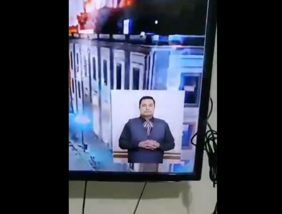 'Traductor de cohetes', lo mejor del Grito en SLP, dicen en redes