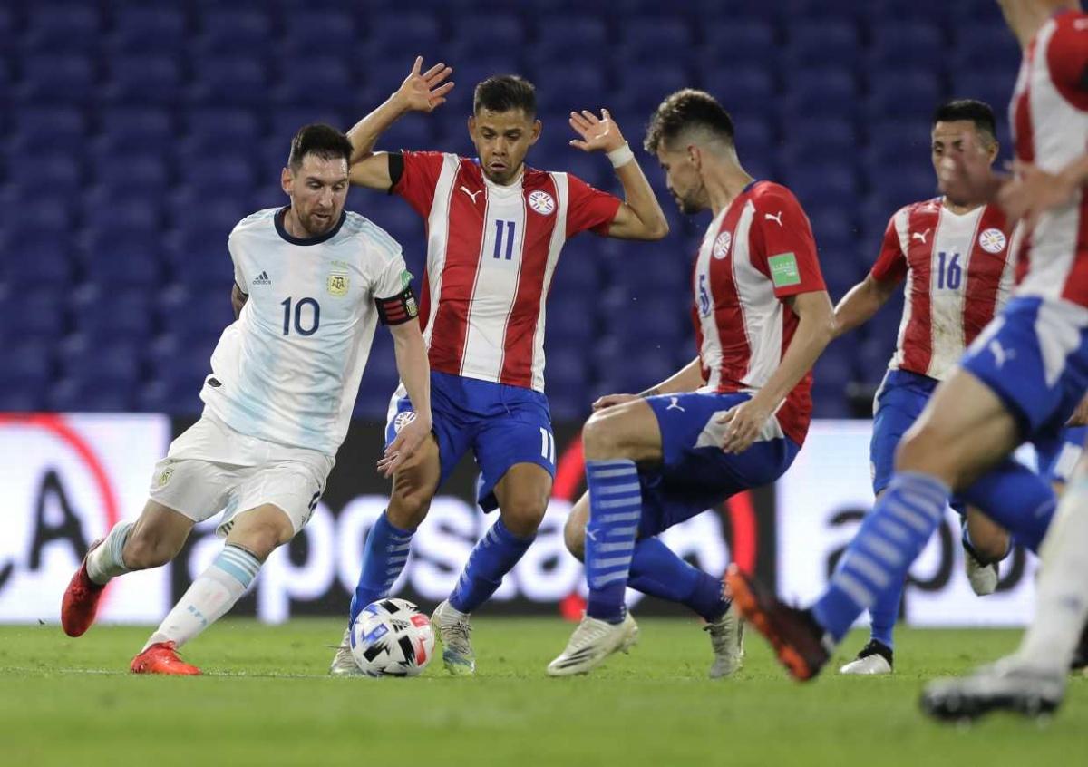 Goles de Argentina vs. Paraguay, por las Eliminatorias: resumen, videos y estadísticas