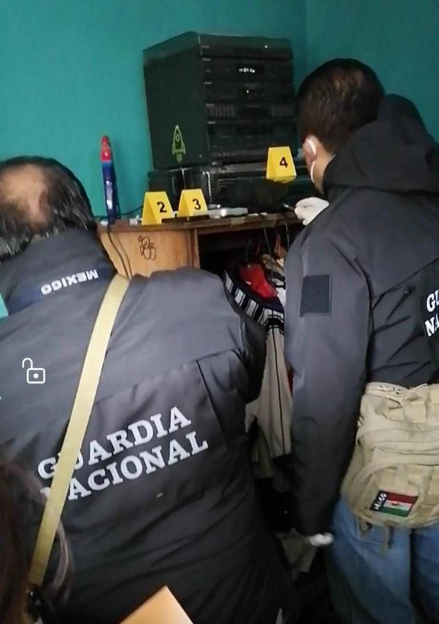 Capturan a distribuidor de pornografía infantil: Fiscalía rescató a dos víctimas menores de edad en Ecatepec