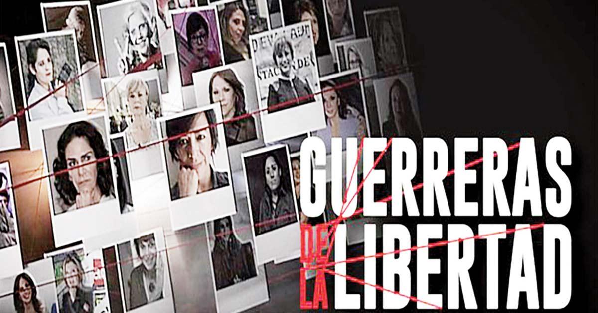 Exponen lucha de la mujer en los medios; 'Guerreras de la Libertad'
