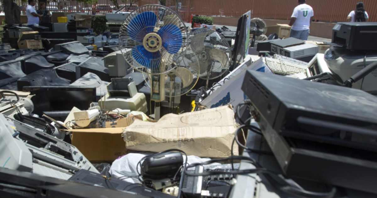 En marcha planta recicladora de residuos sólidos urbanos
