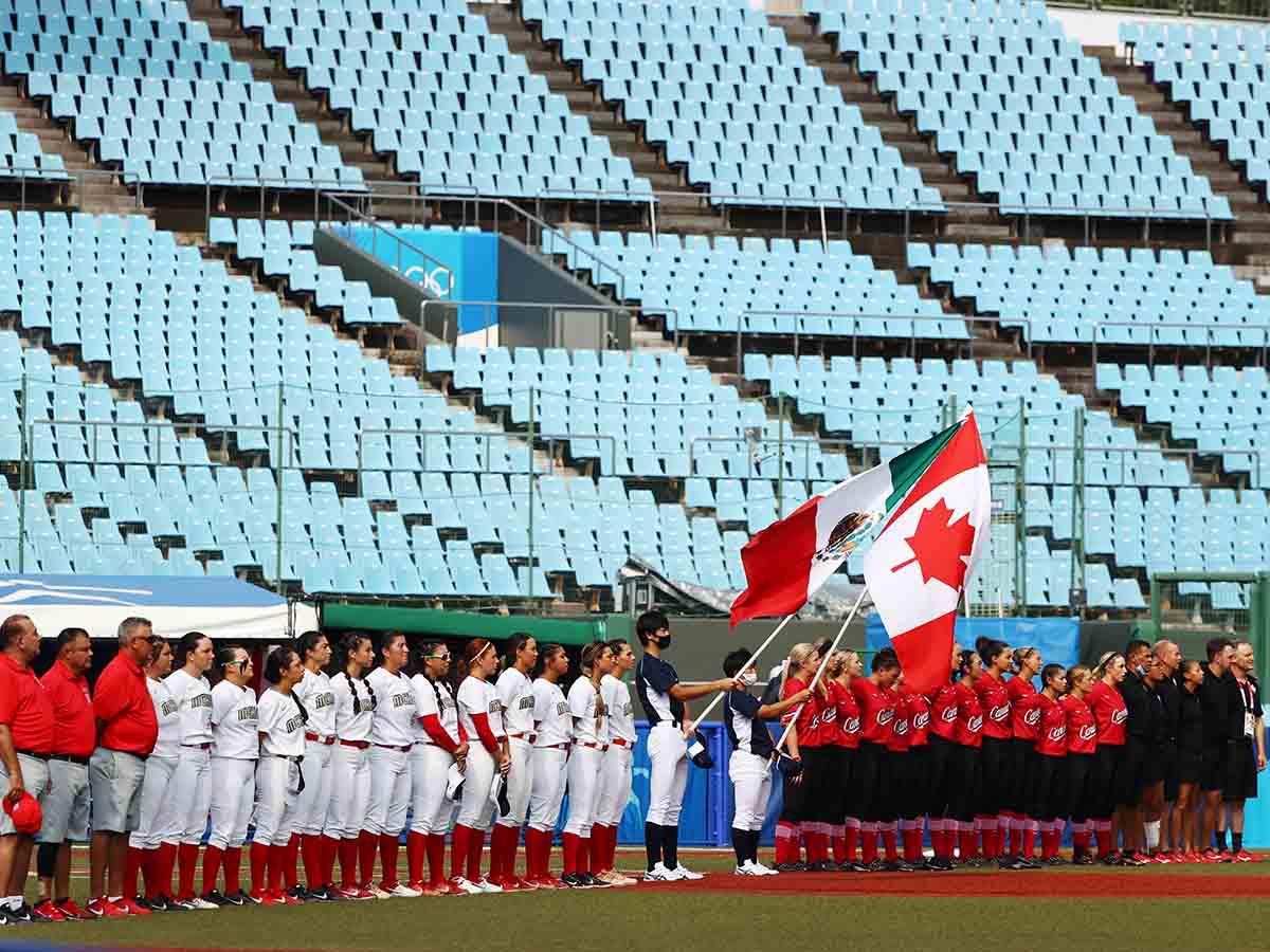 En imágenes el debut de México en Olímpicos
