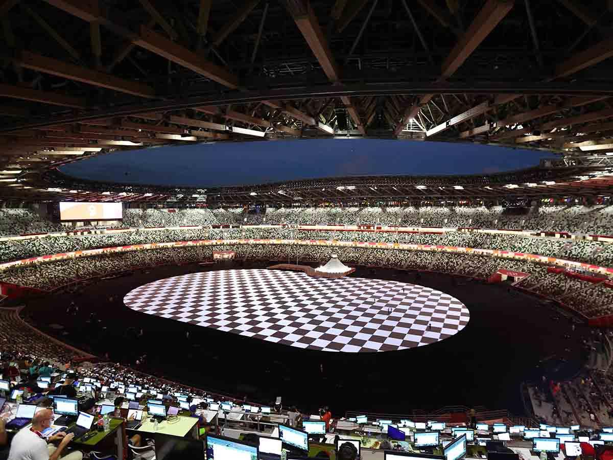 Revive la inauguración de los Juegos Olímpicos Tokio 2020