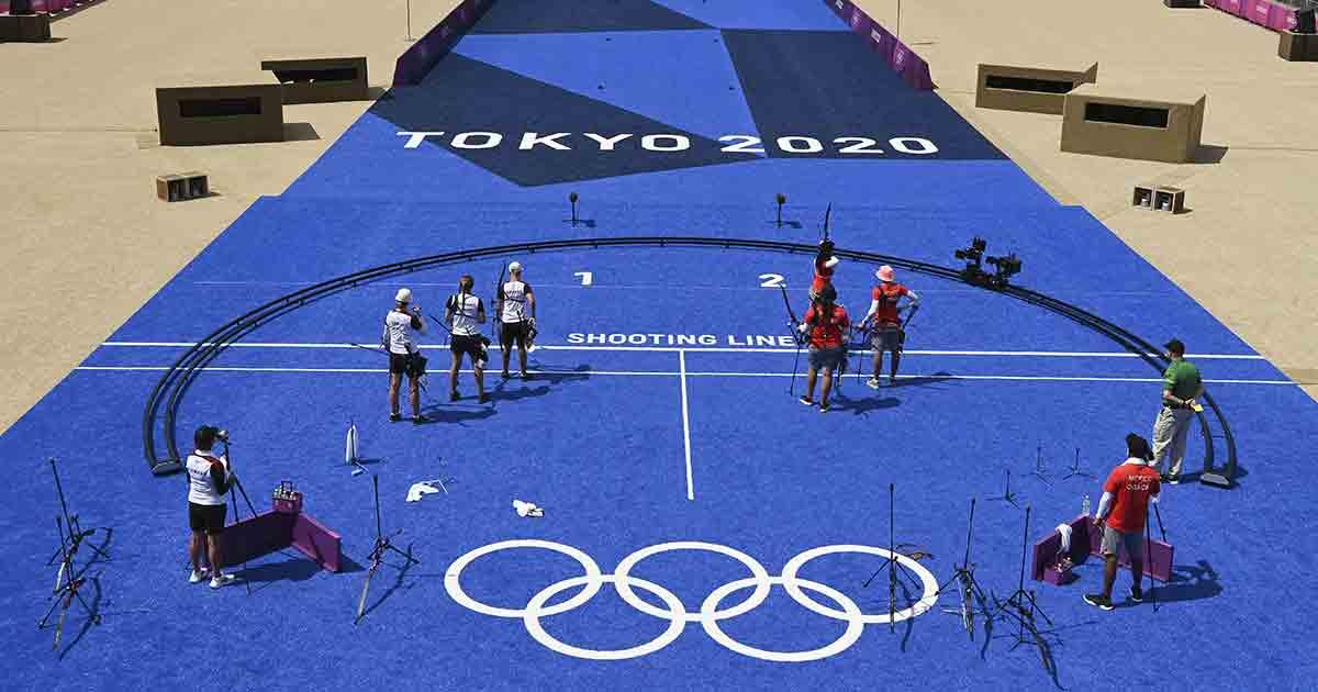 México cae en tiro con arco femenil por equipos