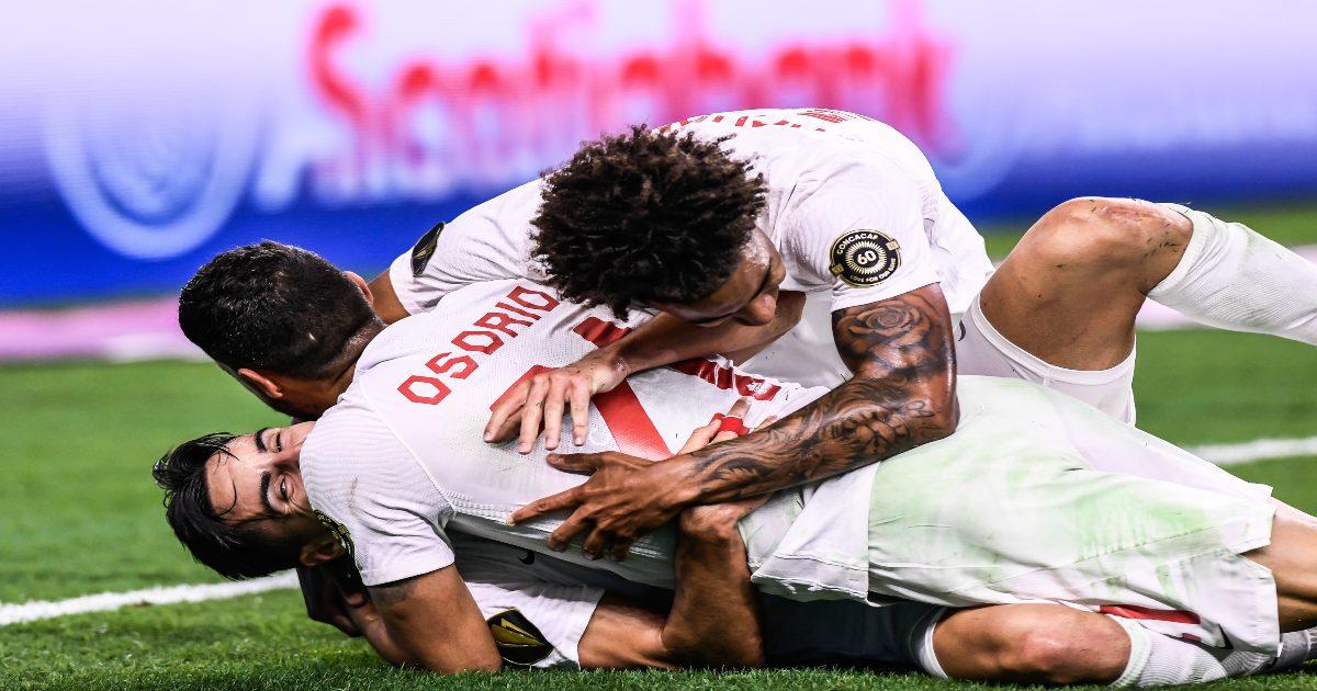 Canadá avanza y enfrentará a México en semifinales