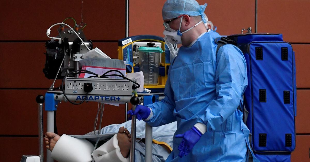 Reporta Reino Unido mayor cifra de muertes por covid-19 desde marzo