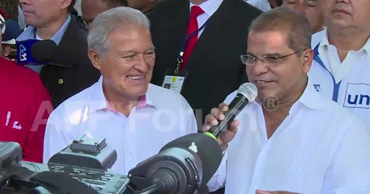 Confiscan casas de exministro de defensa salvadoreño acusado de corrupción