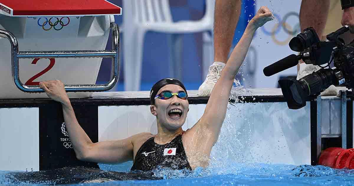 Yui Ohashi se confirma como la reina del agua en Tokio 2020