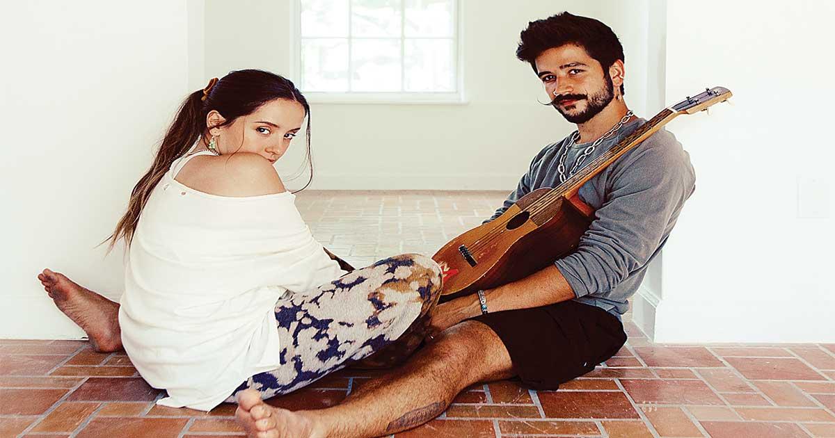Camilo y Evaluna llevan su amor a Dominicana